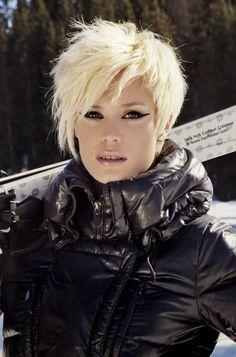 Fantastic Cute Short Razor Cut Hairstyles Women Short Cute Hairstyles Hairstyles For Men Maxibearus