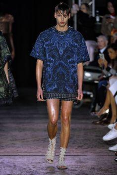 Julien Macdonald Spring Summer 2016 Primavera Verano - London Fashion Week - #Menswear #Trends #Tendencias #Moda Hombre . MFT