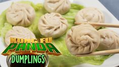 How to Make Chicken Dumplings Inspired by the Movie Kung Fu Panda 3