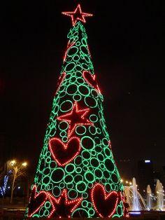Christmas tree - Arbol de Navidad | Madrid 2007
