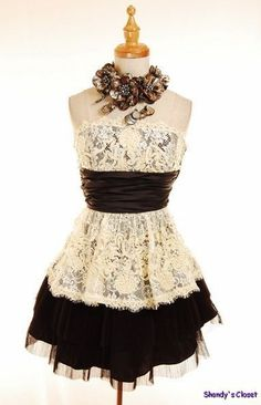 I am obsessed with Betsey Johnson...I swear she personally designs dresses to fit my body!