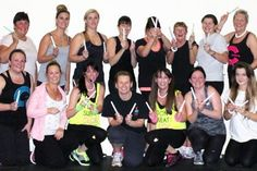 Clubbercise - Number 62 of my 100 sports and fitness classes in a year challenge