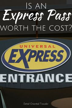 Is an Express Pass worth the cost at Universal Studios. Family Travel can get expensive fast, do you pay extra to shorten your lines?
