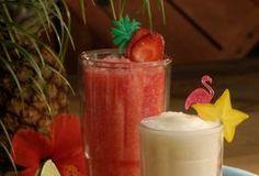 Recipe for a Virgin Strawberry Daiquiri