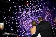 True love is magic #Disney #wedding #photography. Photo: Stephanie, Disney Fine Art Photography