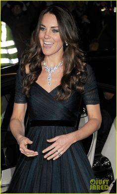 Duchess of Cambridge at Portrait Gala 2014 at The National Portrait Gallery #katemiddleton