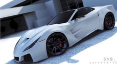 SV8.R Conversion by Supervettes Takes the C6 to Extremes