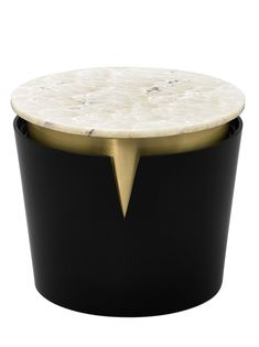 MOON SIDE TABLE by Duistt