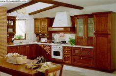villa d\'este composizione di Veneta Cucine | Arredamento Cucina ...