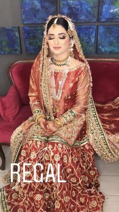 Bridal Mehndi Dresses, Nikkah Dress, Shadi Dresses, Indian Bridal Lehenga, Bridal Dress Design, Pakistani Wedding Dresses, Pakistani Dress Design, Bridal Style, Indian Dresses