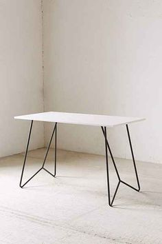 Metal Tubing Desk | $179 | Urban Outfitters