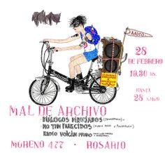 Diálogos Dibujados + No tan Parecidos + Radio Volcán Mudo/ Powerpaola + Pablo Besse + Kevin Mancera