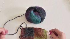 Další způsob připlétání modulů, čtverců k sobě, 1.díl Knitted Hats, Knitting, Youtube, Blanket, School, Scrappy Quilts, Tutorials, Hairpin, Blouses