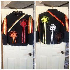 Native Fashion, Jingle Dress, Native American Regalia, Ribbon Skirts, Native Design, Native Style, Ribbon Work, Work Shirts, Dress Shirts