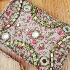 ✥ Boho Gypsy Purse ✥ Cute little boho purse, brand new never worn. Can work as a phone/wallet purse. Perfect for festivals! Not from listed brand, tagged for exposure. Purchased in Bali, Indonesia. No trades!  Anthropologie Bags Mini Bags