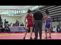 2017 Guelph Open FW55kg Ciera Carere (Guelph) vs Julie Steffler (London)