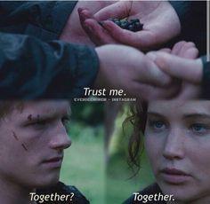 Peeta & Katniss...Together <3