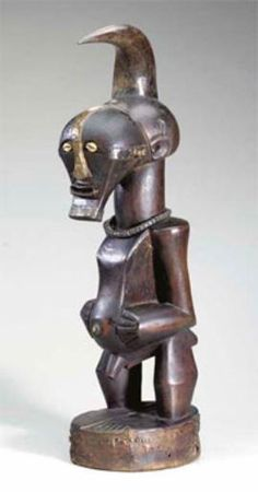 Songye power figures - You be the judge RAND AFRICAN ART