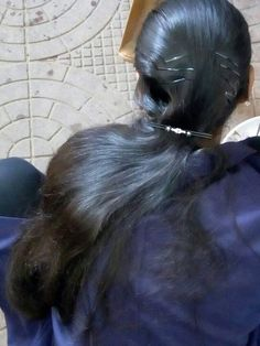 Indian Hairstyles, Girl Hairstyles, Long Indian Hair, Hair Girls, Beautiful Bollywood Actress, Braids For Long Hair, Beautiful Long Hair, Indian Beauty Saree, A3