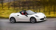 La siguiente generación del Alfa Romeo 4C Spider podría no llegar # El Alfa Romeo 4C Spider fue presentado el año…