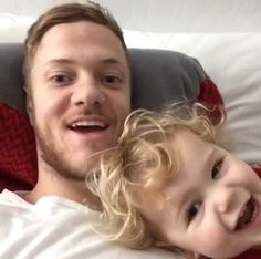 How adorable are they!! Dan and Arrow