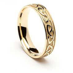 Celtic Wedding Ring - Cabhan | Celtic Wedding Rings