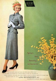 Allura Junior Fashions 1949