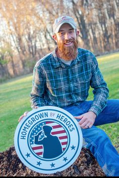 From the Farmer: From the Army to Farming in #PureMichigan #homegrownbyheroes #foodie #local #veteran #military