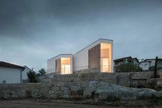 Mortuary House in Vila Caiz by Raul Sousa Cardoso & Graca Vaz —