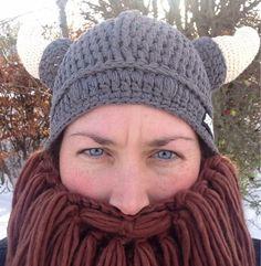 Min fine (IKKE autentiske) vikingehue ;)