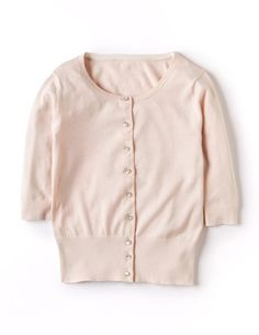 I've spotted this @BodenClothing Fifties Cropped Cardigan Ballet Pink
