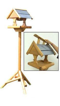 Home Delivery Garden Products Bird House Plans, Bird House Kits, Wood Bird Feeder, Bird Feeders, Bird Tables, Zen Garden Design, Insect Hotel, Decorative Bird Houses, Bird Boxes