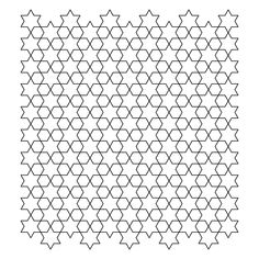 Here are a set of Islamic patterns and geometric tessellations that I would like to share with you. Islamic patterns are symmetrical in nature. There is ...