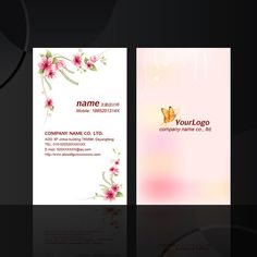 Pin by carlos mao on business card templates download pinterest beauty clothing industry business card psd templates download card httpweili colourmoves