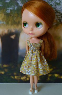 Blythe Liberty Sundress by PamsPrettyDesigns on Etsy, $28.00
