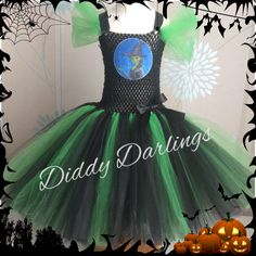 Elsa Tutu Dress.  Elsa Witch Tutu Dress.  Beautiful & lovingly handmade.  All characters and colours available Price varies on size, starting from £25.  Please message us for more info.  Find us on Facebook www.facebook.com/DiddyDarlings1 or our website www.diddydarlings.co.uk
