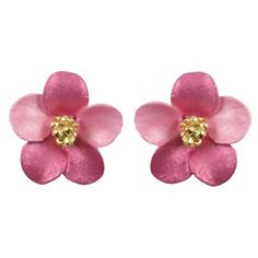 Enamel clip on earrings from Eternal Collection ($25) ❤ liked on Polyvore featuring jewelry, earrings, clip on earrings, costume jewellery, enamel earrings, costume jewelry clip earrings and clip back earrings
