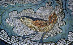 Mosaic detail, next to the Scottish National Portrait Gallery, Queen Street, Edinburgh. Photo: http://www.flickr.com/photos/dun_deagh/6444548889/in/photostream/