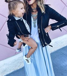 Mommy daughter style