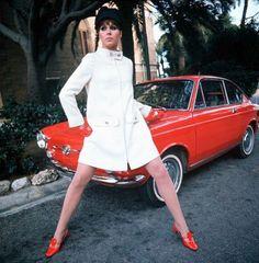 Joanna Lumley in 1968