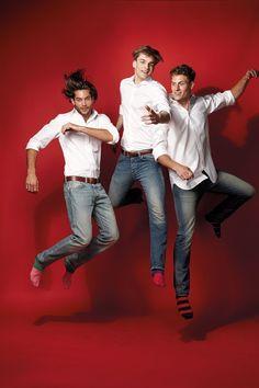 Thomas Pink #Jumpology