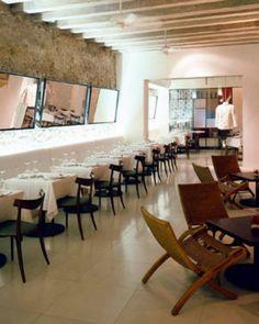 Tcherassi Hotel, Colombia, Vera restaurant.