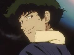 Easy come easy go... #cowboybebop #cowboybebopnostalgia #seeyouspacecowboy #SpikeSpiegel #anime Anime Dad, Old Anime, Girls Anime, Blue Exorcist, Cowboy Bebop Wallpapers, Cowboy Bepop, Cowboy Bebop Anime, Classic Memes, See You Space Cowboy