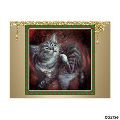 Holiday Cards, Christmas Cards, Postcard Size, Christmas Card Holders, Planet Earth, Keep It Cleaner, Create Your Own, Kitty, Prints