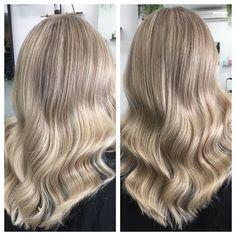 Soft blonde #hair #blonde #foils #ashblonde #bybessy #hairandbeauty #yarravalley #maidenempire #melbournesalon #hairgame #hairinspo #hairgoals #goals #instahair #hairdresser #melbournehairblogger #wellacolour #blondespecialist #colourspecialist #hairenvy #hairofaustralia #style #behindthechair #hairideas #hairstyles #bride #weddinghair @balayageombre @bestofbalayage @balayageartists @mastersofbalayage @blondehairstyless @haircoaustralia @hairstyles @ghdhair @maidenempire @hairgameco…