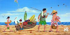 The Gonzalez Family by Maria Laura Bratoz