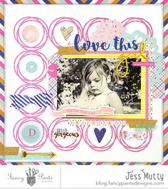 Love+This+Girl - Scrapbook.com