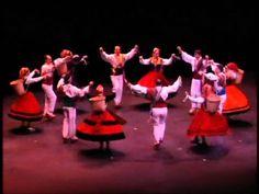 Cuevanuco en el Palacio de Festivales (Coros y Danzas de Santander)