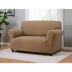 45 best loose back furniture seat cushions images sure fit rh pinterest com