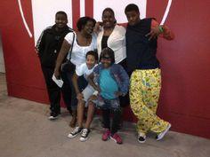 Michelle & Children